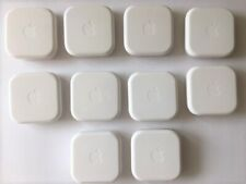 Apple Iphone Genuine Original Earpods Earbuds White Plastic Empty Cases Lot 10