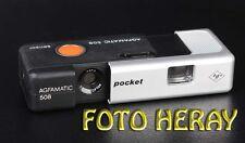 Agfamatic 508 Pocket Sensor analoge 110 Kamera 02381