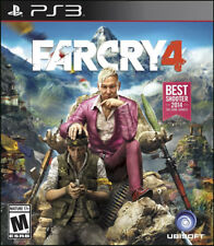 Far Cry 4 PS3 New PlayStation 3, Playstation 3