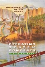 Operating System Concepts by Abraham Silberschatz, Peter Baer Galvin and Greg...