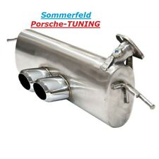 SMART FORTWO 451 Turbo 1.0l SCARICO Sportivo + 200 Cell SPORT EXHAUST MUFFLER