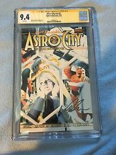 Astro City #2 (Oct 1996, Image) CGC SS 9.4 Signed by Brent Anderson