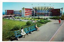 Vintage Marineland, CA Postcard - Oceanarium - Unposted