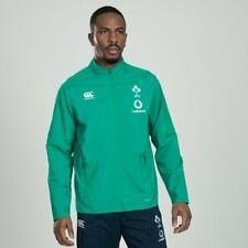 Ireland Rugby Canterbury Men's Vapo Shield Anthem Jacket - Green - New