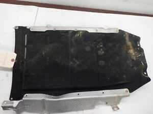 07-14 BMW M3 Transmission splash shield cover OEM