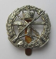 BRITISH ARMY CAP BADGE. SMALL ARMS SCHOOL CORPS.