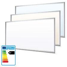 Ultraslim LED Panel 120x60cm Deckenleuchte Einbauleuchte Einbau Leuchte Strahler
