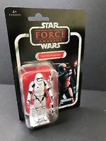 "Star Wars Vintage Collection First Order Stormtrooper 3.75"" Action Figure Kenner"