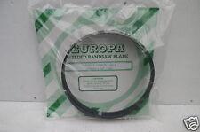 """EUROPA CARBON FLEX BANDSAW BLADE 2240MM X 3/4"""" X 6 HOOK FITS ELEKTRA BECKUM 315"""