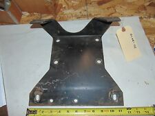 Vintage 74-75 Arctic Cat Cheetah Panther Snowmobile Engine Plate 0108-151
