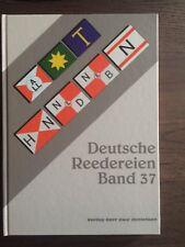Deutsche Reedereien. Band 37 -  Atlas Levante Linie WIE NEU!!