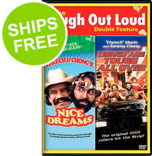 Cheech & Chong Nice Dreams / Things are Tough All Over (DVD, 2015) NEW, Sealed