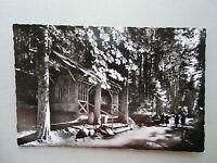 Ansichtskarte Freudenstadt Schwarzwald 50er Im Teuchelwald