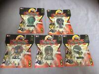 5x Yu-Gi-Oh Figur Serie 7 - u.a. Barox, Zombie-Ritter, Feral Imp - Yugioh