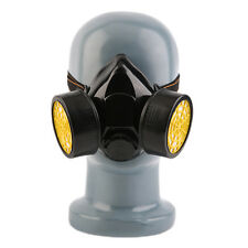 Emergency Survival Safety Respiratory Gas Mask With 2 Dual Protection Filter GS