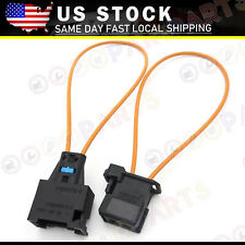 MOST fiber loop MALE & FEMALE kit adapter for BMW VW Benz Audi etc 1-1355426-1