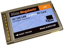 3Com Megahertz 10-100 LAN CardBus PC Card 3CXFE575BT