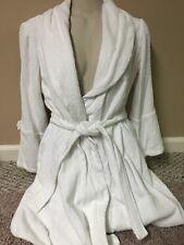 $78 Betsey Johnson Bridal Robe Size S