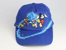 Disneyland Resort Kids Youth Blue Cotton Hat Cap
