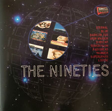 THE NINETIES Compilation CD. Blur, Iron Maiden, Terrorvision,Thunder, Supergrass