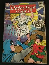 DETECTIVE COMICS #274 VG Condition