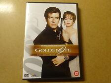 2-DISC ULTIMATE EDITION DVD / JAMES BOND 007 - GOLDENEYE