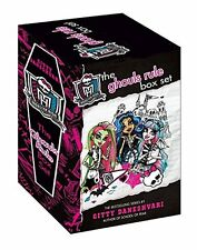 Monster High Ghouls Rule Box Set (Monster High: Ghoulfriends Forever),Excellent