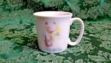Precious Moments Cup Girl and Goose 1984 Nice!