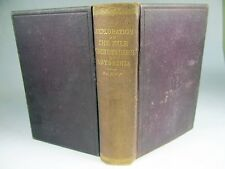 Exploration of the Nile Tributaries of Abyssinia by S. W. Baker 1868 Hartford