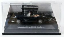 MB Mercedes-Benz 300 SL Roadster Schuco TCM 1:72 OVP [MI8-C3]