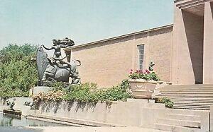 LAM (R) Bloomfield Hills, MI - Cranbrook Academy of Art Galleries - Exterior