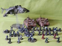 ASTRA MILITARUM MANY UNITS TO CHOOSE FROM