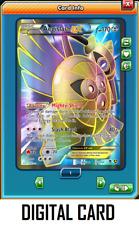 Pokemon TCG ONLINE Aegislash EX 65a/119 (DIGITAL CARD) Full Alt Art Promo