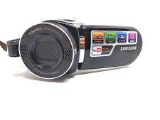 Videocamera Samsung SMX-F34BP, 16GB SD/SDHC memory cam in confezione