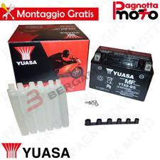 BATTERIE YUASA YTX9-BS HONDA QUAD TRX FOURTRAX 400 1999>2013