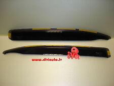 Wind deflectors BMW 3 E46 1998 - 2006 SALOON  2.pc  HEKO 11121-T  for REAR DOORS
