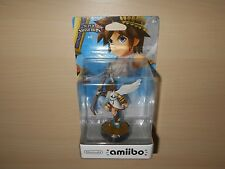 Pit Amiibo Nintendo Wii U Action Figure Toy Super Smash Bros Kid Icarus New