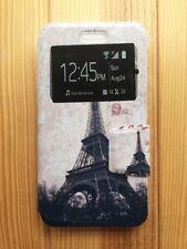 Funda (case) con tapa (libro - ventana) para Alcatel One Touch Pop 3 5.5
