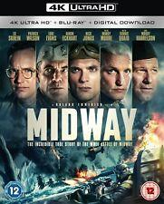 Midway (4K Ultra HD + Blu-ray + Digital Download) [UHD]