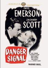 Danger Signal 1945 (Dvd) Faye Emerson, Zachary Scott, Bruce Bennett - New!
