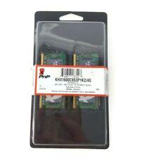 Kingston HyperX 4GB (2 x 2G) 204-Pin DDR3 SO-DIMM 1600 MHz Laptop Memory