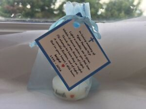 REMEMBRANCE-CANDLES-FUNERAL-MEMORY-MEMORIAL-CANDLES - PERSONALISED FAVOURS