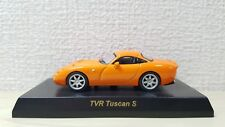 1/64 Kyosho TVR TUSCAN S ORANGE diecast car model