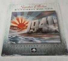 BRAND NEW SEALED 1941 - Belushi - Signature Collection Box 4 Discs Laserdisc