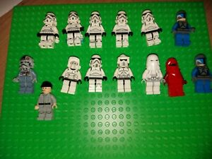 Lego Star Wars Stormtrooper Minifigure Bundle