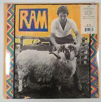 Paul And Linda McCartney – Ram - LP Vinyl Record - NEW Sealed - 180g reissue