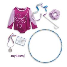 American Girl RHYTHMIC GYMNASTICS OUTFIT Set SHIPS TODAY Doll NOT Included