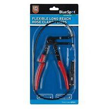 Bluespot Flexible Long Reach Hose Clamp Pliers - Blue Spot 07921 Clip Removal