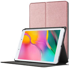 Samsung Galaxy Tab A 8.0 2019 Case Cover | Rose Gold + Stylus & Screen Protector