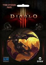 Diablo 3 III - Demon Hunter Class Sticker * NEW Jinx licensed Blizzard item